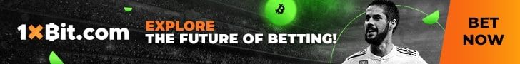 1xbit - Best bitcoin sports betting