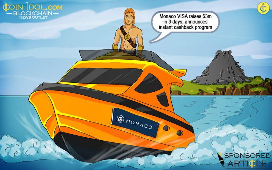 monaco visa cryptocurrency marketing advisor
