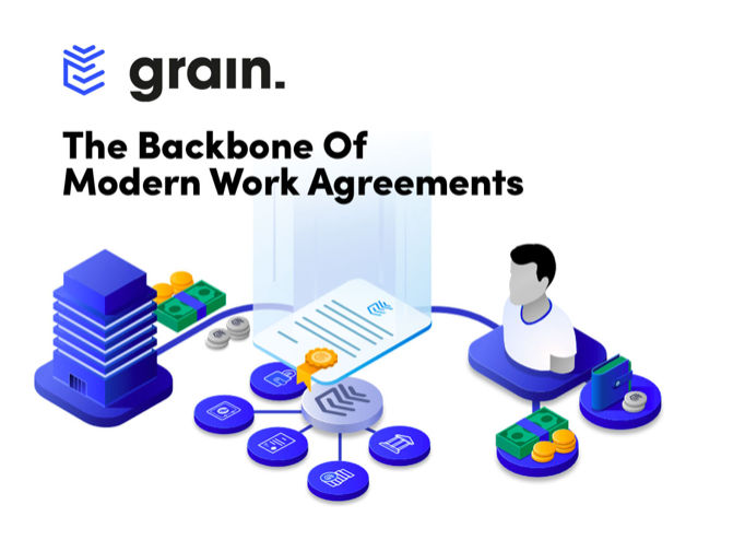 GRAIN announces ICO