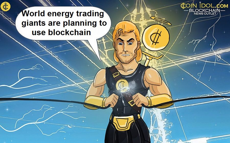 Largest energy trading giants use blockchain