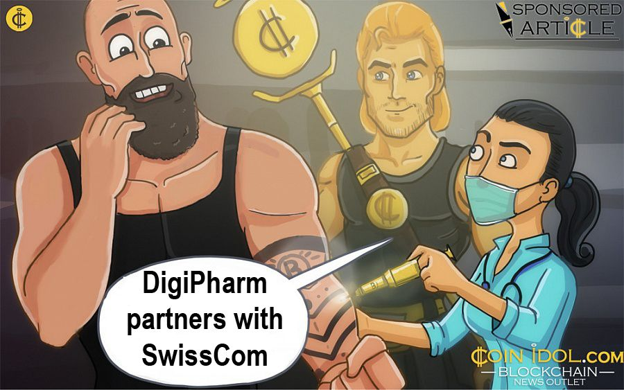 DigiPharm partners with SwissCom