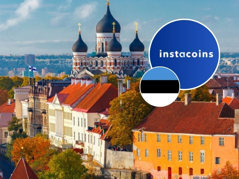 Instacoins receives operating license in Estonia