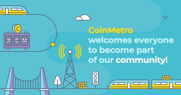 CoinMetro giving away free XCM
