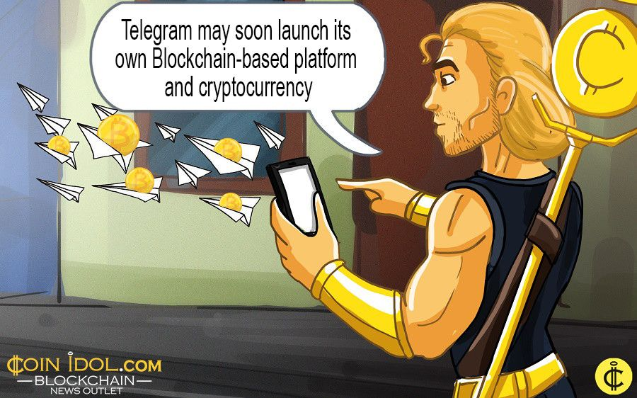 Telegram plans $1.2-billion ICO for chat cryptocurrency