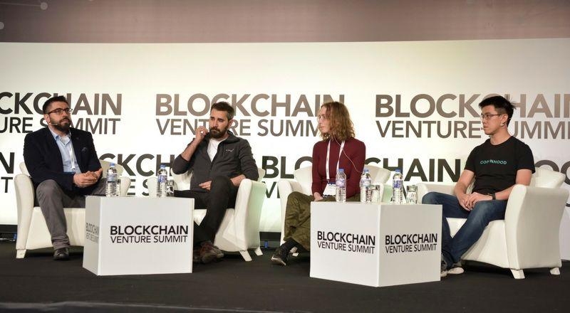 Blockchain Venture Summit in Istanbul