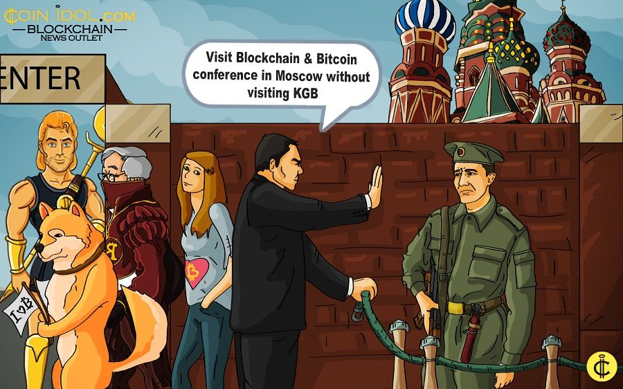 "It's safe to visit conferences in Moscow without the threat of a visit by ""KGB""."