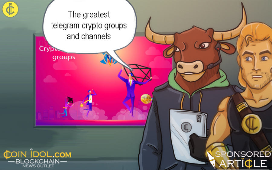 top cryptocurrency groups