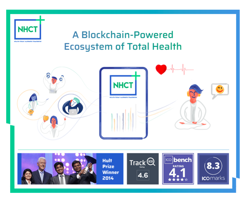 NHCT Announces Pre Token Sale