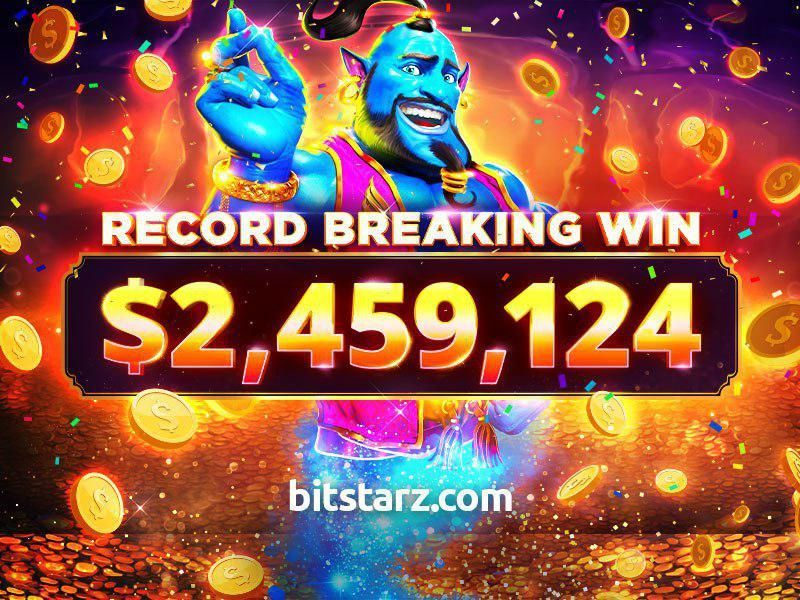 Records are being smashed every month, with the latest big winner blowing away all previous record payouts that have ever come before at the world's leading Bitcoin casino.