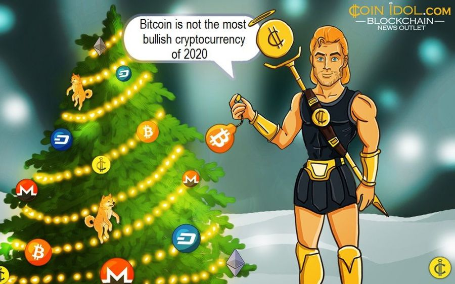 Top 5 Bullish Cryptocurrencies of 2020; Bitcoin Is Not Among Them