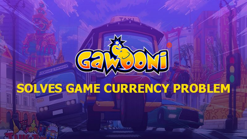Platform to solve in-game currency problems