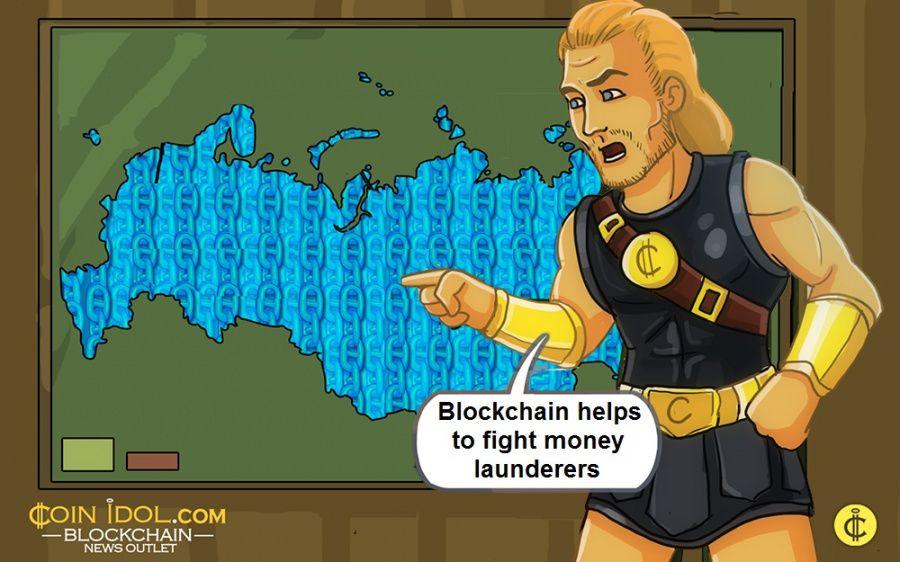 Blockchain Could Help Russia to Fight Money Laundering Despite Criminals Using Numerous Schemes of Legalizing Funds