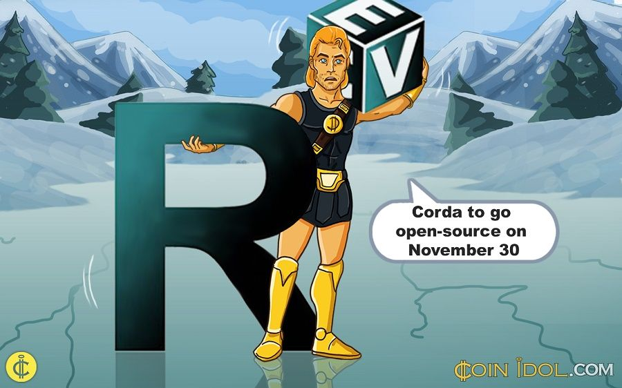 Corda goes open-source