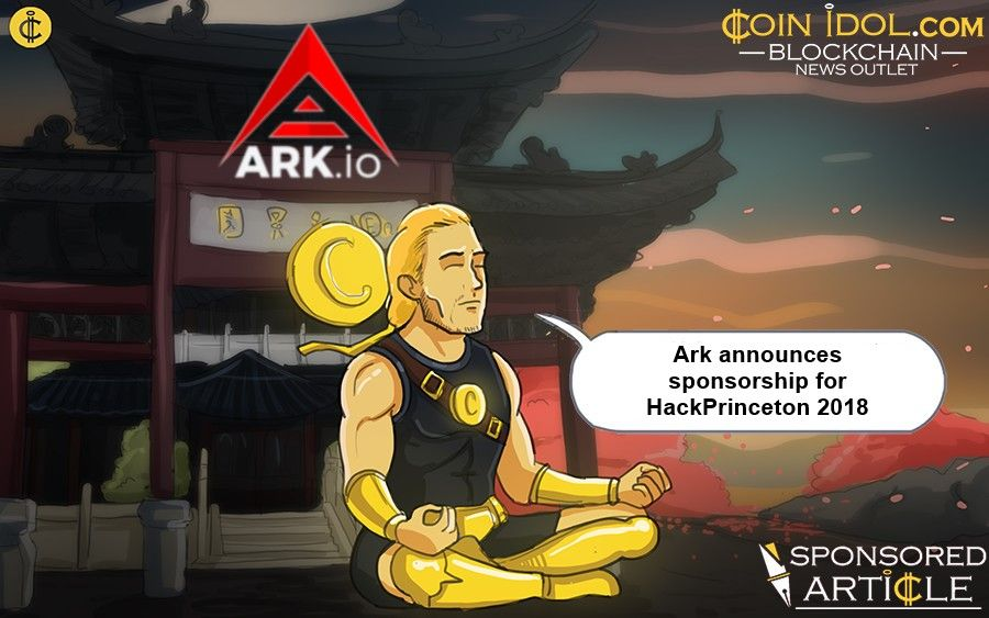 ARK announces sponsorship for HackPrinceton