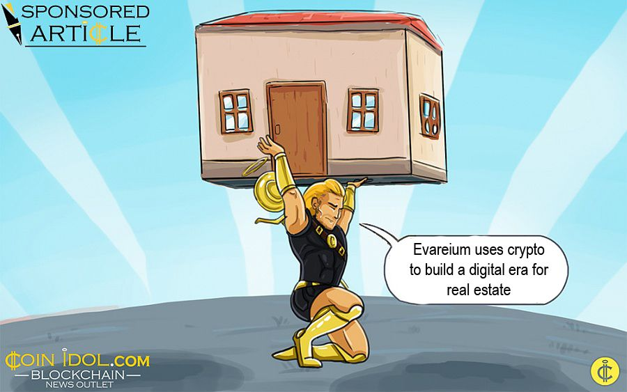 Evareium, an Award-Winning Realty Investment Fund Model, Uses Crypto to Build a Digital Era for Real Estate 59fc726eefd1634e58e69614494d0c3d