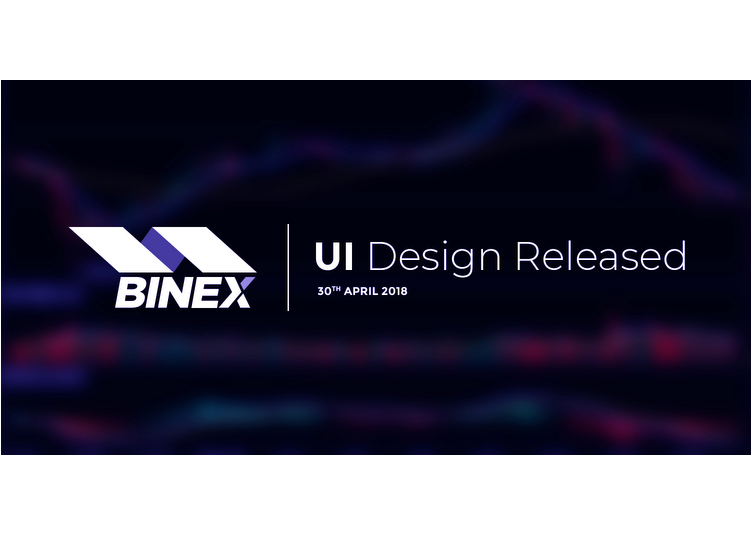 BINEX.TRADE announcrs new interface