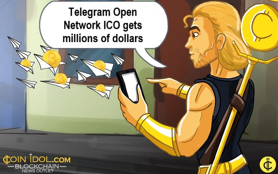 Telegram Open Network ICO