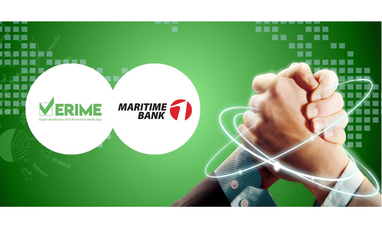 Maritime Bank chooses VeriME