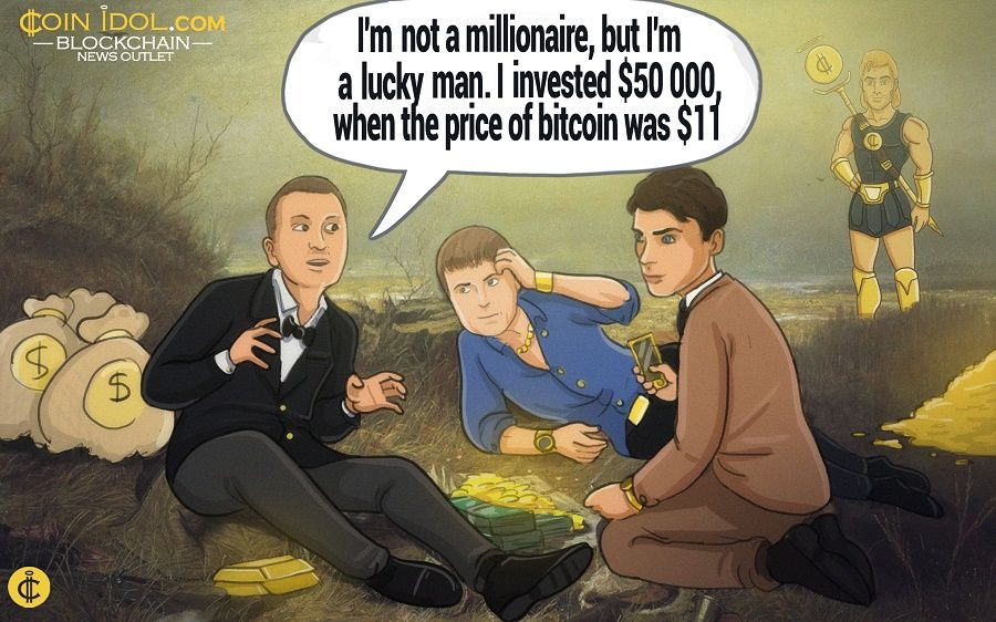 Ukraine's media tell about national deputies declaring their wealth in cryptocurrency.