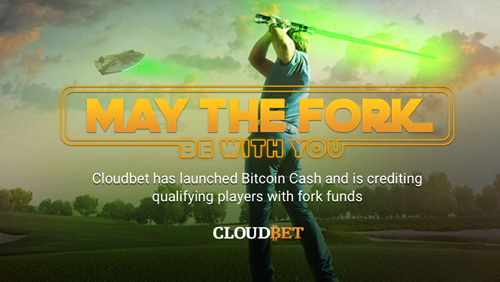 Cloudbet unveils Bitcoin Cash giveaway