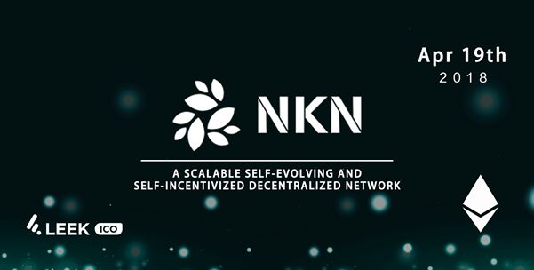 LEEKICO helps NKN to close crowdfunding