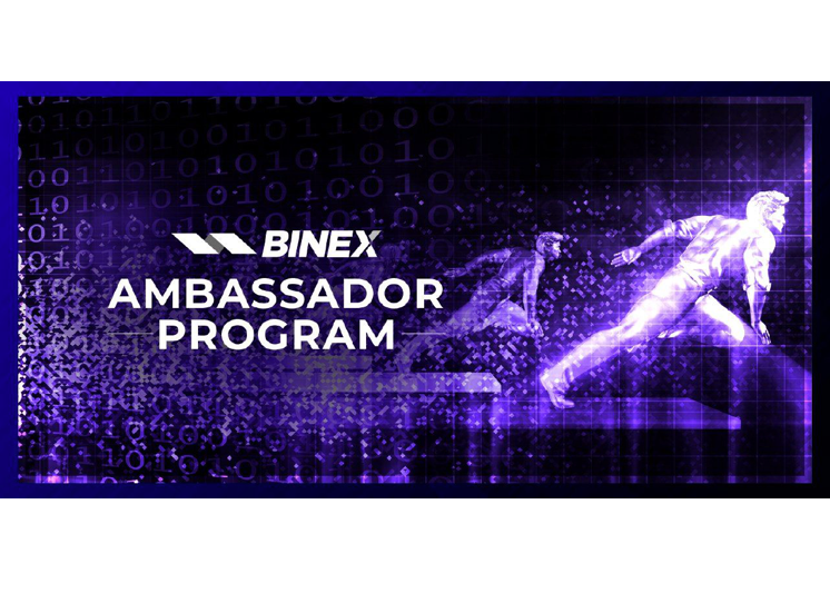 BINEX.TRADE provides space for immediate buying and selling of cryptocurrency.