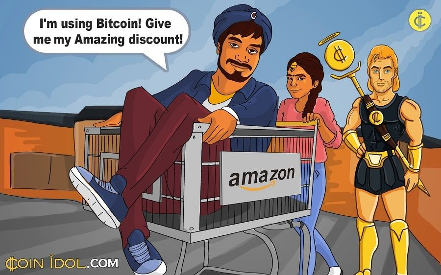 Users who buy Bitcoin on Unocoin can now get discounts of 15-22% with Amazon.in
