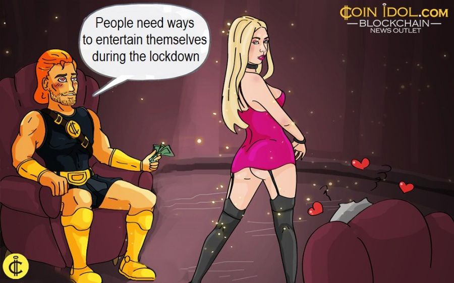 Watching Porn as a Way to Endure Lockdown: 5 Streaming Services Accepting Cryptocurrency
