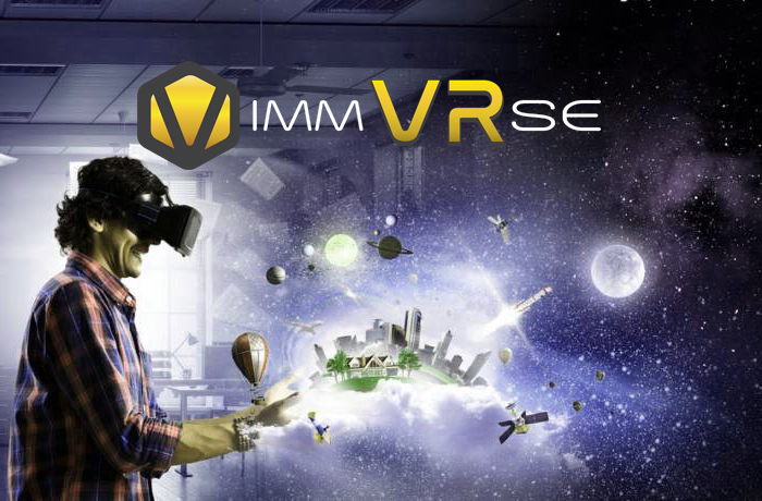 ImmVRse leading VR content sharing platform