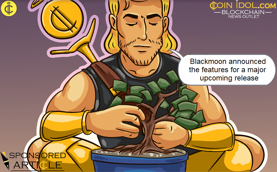 This announcement came amid global changes of the Blackmoon investment platform. Last week, the company expanded its product functionality by adding the ability for users to trade cryptocurrencies with each other through a full-featured exchange interface.