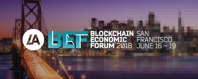 Blockchain Economic Forum is coming to San Francisco