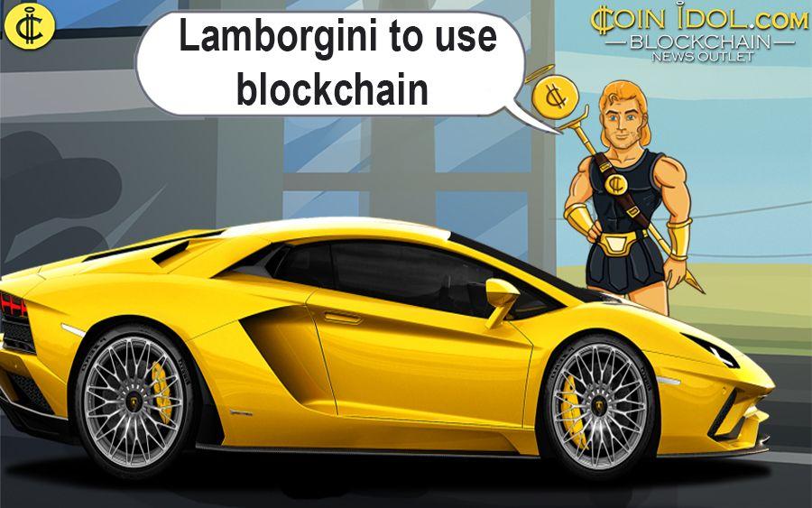 Lamborgini blockchain