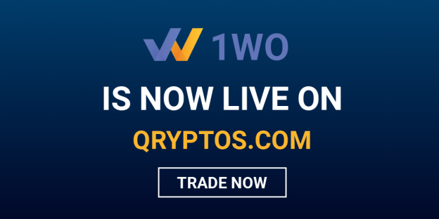 Token gets listed on QRYPTOS