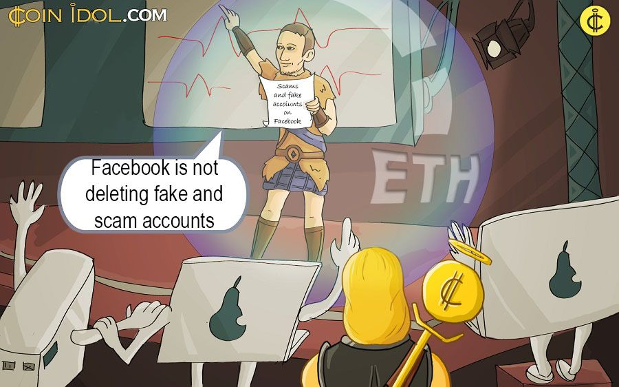 Vitalik Buterin angry with Facebook