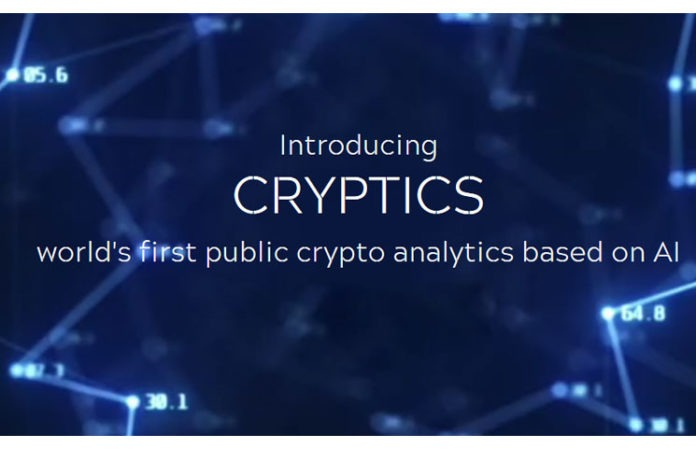 Cryptics introduces AI-based trading solution