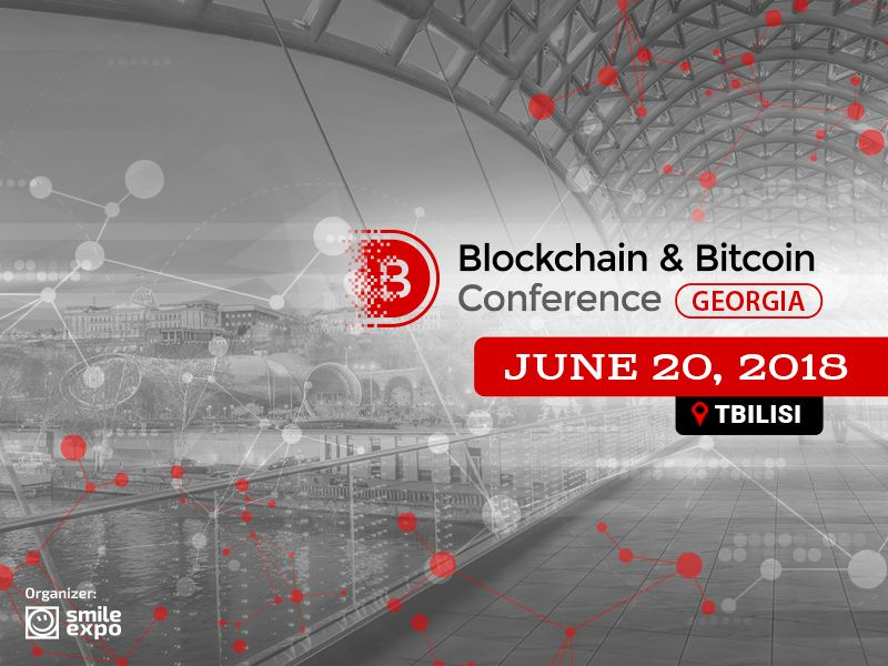 Blockchain Conference Georgia 2018