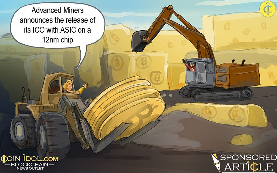 Advanced Miners announces ICO