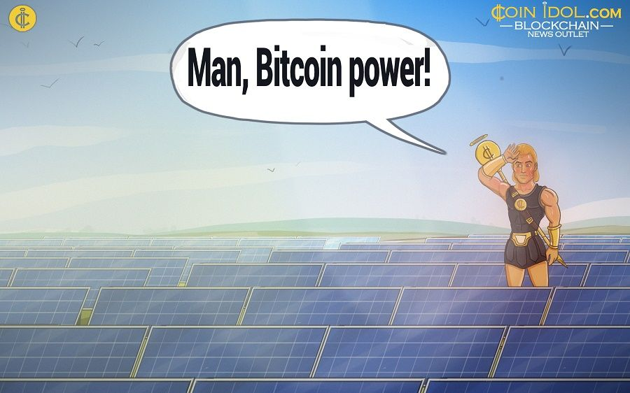 IMO as an expert by Marco Maltese. Bitcoin power