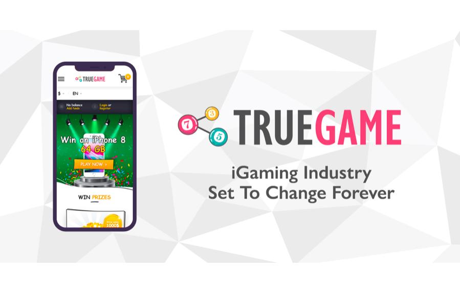 TrueGame complete token sale