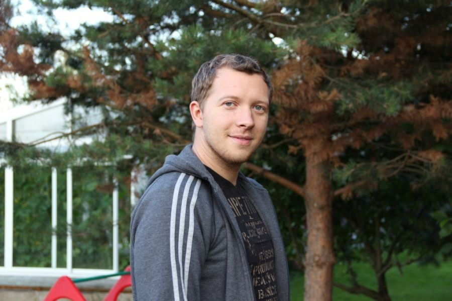 Rustam Kutuev, enterprener, founder of Cryptal mining farm
