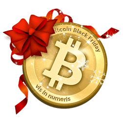 Bitcoin Black Friday logo