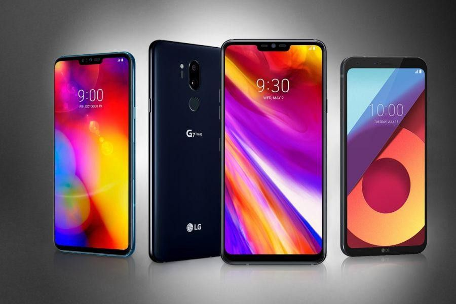 Lg to release its blockchain smartphone