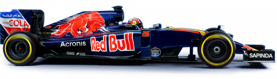 Formula One racing team Scuderia Toro Rosso, Bolid car
