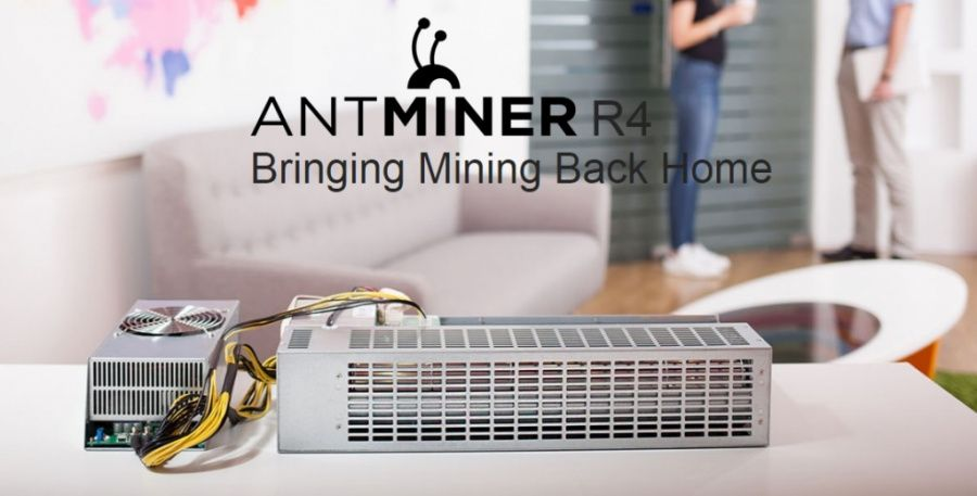 Bitmain Antminter R4