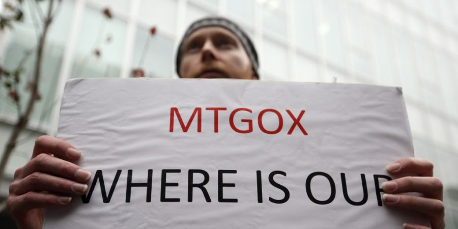 Mt Gox Bankruptcy in 2014