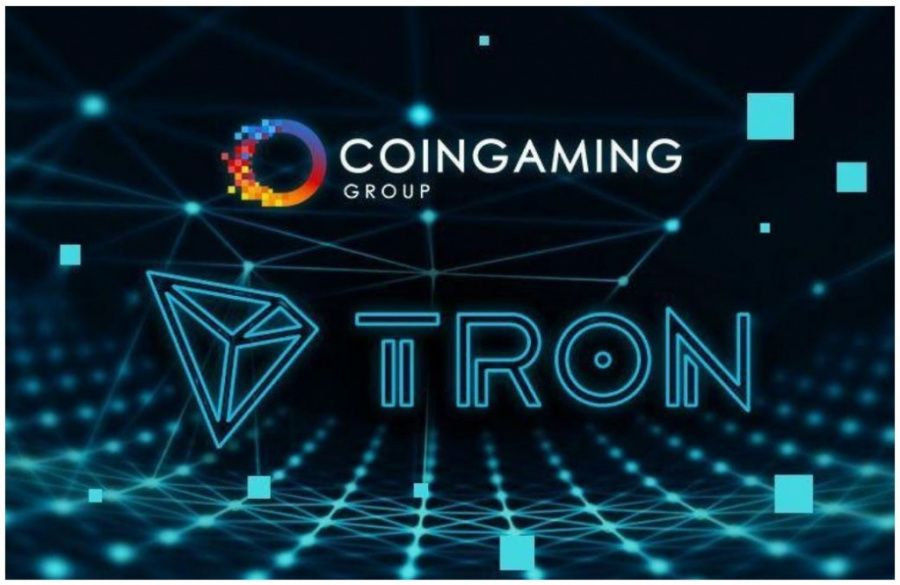 Tron and Coingaming