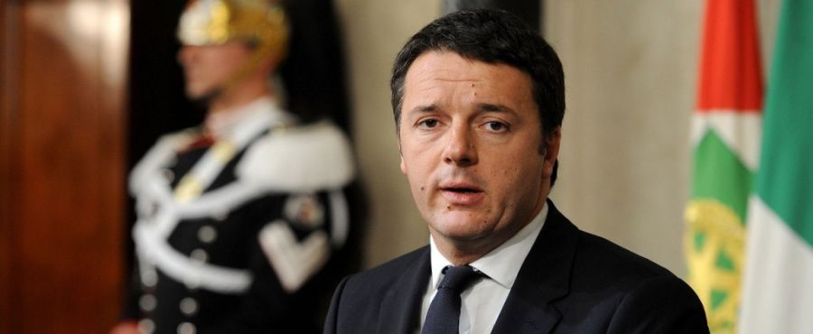 Matteo Renzi, an Italian politician, Prime Minister of Italy since 22 February 2014.