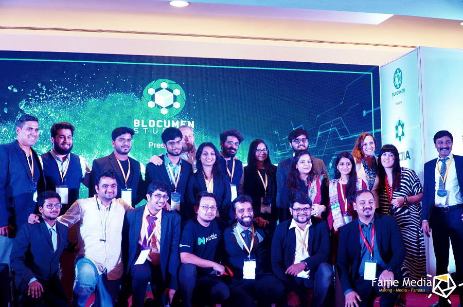 And yes, our latest blockchain conference, India Dapp Fest '19 in Silicon Valley of India was a great success.