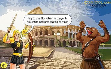 Italy to Use Blockchain in Copyright Protection and Notarization Services
