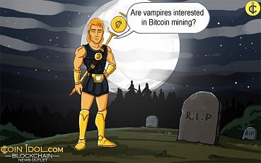 Chinese Vampires Turn to Bitcoin Mining; an Illegal Farm Discovered Under a Cemetery